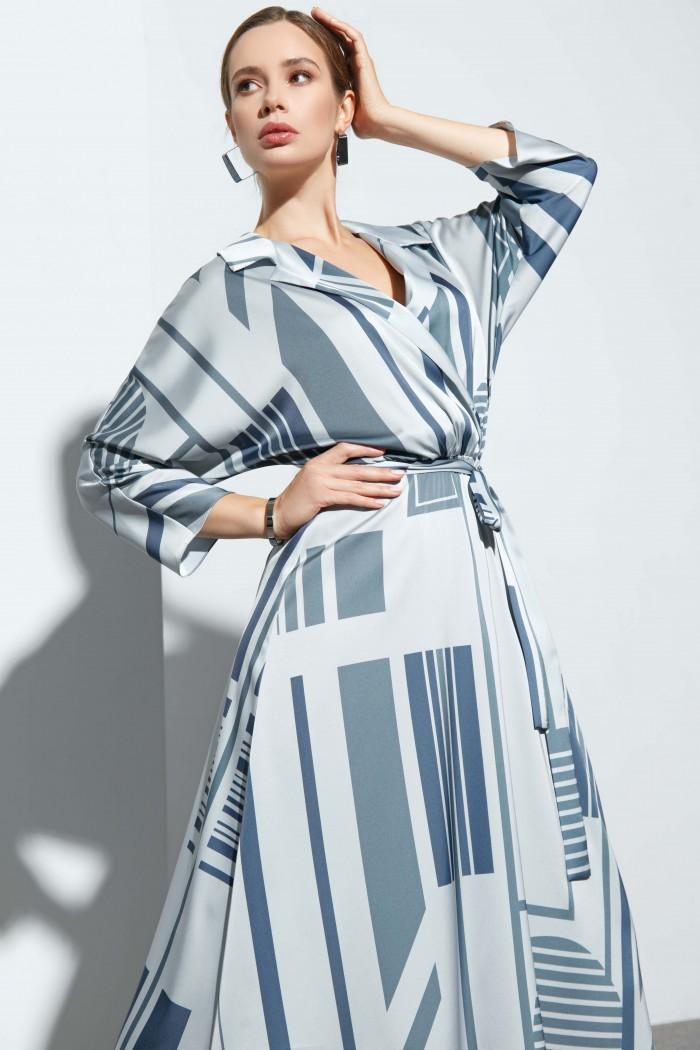 Платье 8077К